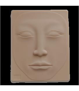 Pelle sintetica 3D viso
