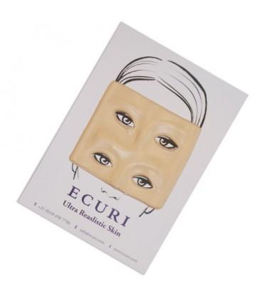 Pelle sintetica ultra realistica viso