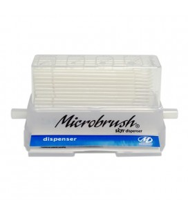Microbrush 100 pz. + dispenser